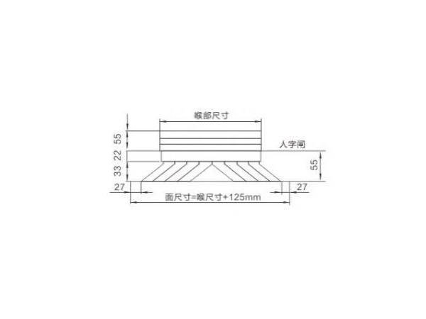QD-LFK7 Aluminum Square Diffuser