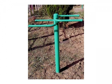 Outdoor Exercise Arm Bending Trainer