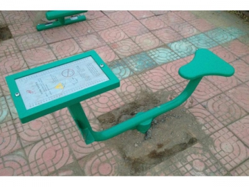 Outdoor Body Stretching Trainer