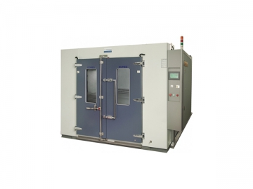Environmental Walk in Room, Item KMHW-4L Temperature / Humidity Test Chamber