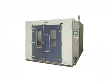 Environmental Walk in Room, Item KMHW-55R Temperature / Humidity Testing Chamber