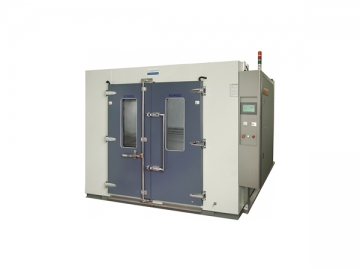 Environmental Walk in Room, Item KMHW-6L Temperature / Humidity Test Chamber