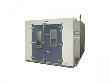 Walk in Environmental Room, Item KMHW-10L Temperature and Humidity Test Chamber