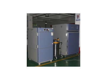 Environmental Test Chamber, Item ESS-408S-C5 Temperature / Humidity Test Chamber