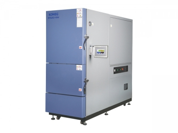 Thermal Shock Test Chamber, Item TST-64A Environmental Chamber