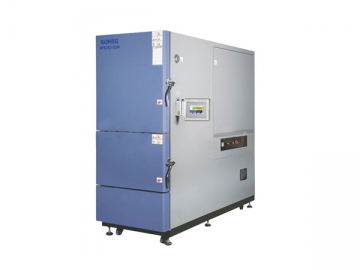 Thermal Shock Testing Chamber, Item TST-500A Environmental Chamber