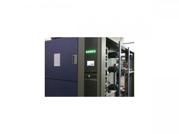 Air to Air Shock Test Chamber