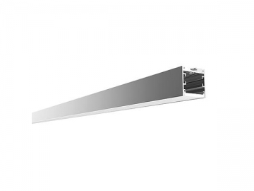 AS3535-2500  Curved LED Ceiling Light Fixture