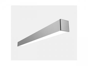 LS70  Indoor LED Lighting Fixture, LED Strip Light Aluminum Profile