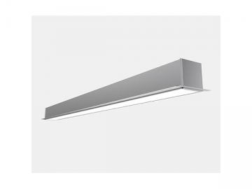 LR50  Indoor LED Ceiling Light Fixture, LED Strip Light Aluminum Profile