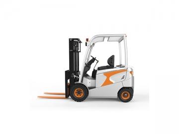 Electric 4 Wheel Counterbalance Forklift Trucks