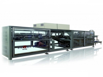 YCZX60 Case Packer, Case Packing Machine
