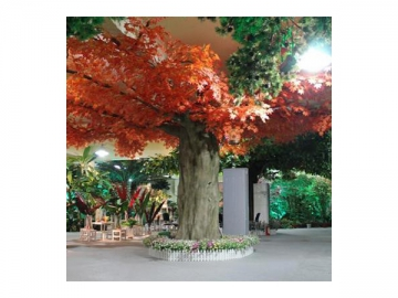 Artificial Plant Maple Tree