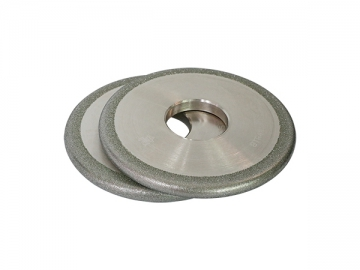 Electroplated Diamond Grooving Wheel for Drill Bits