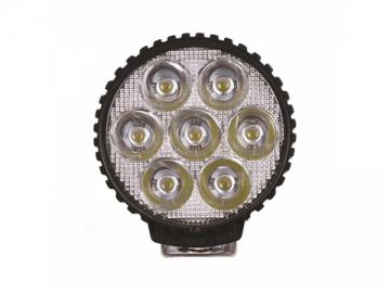 35W 5 Inch Round LED Work Light