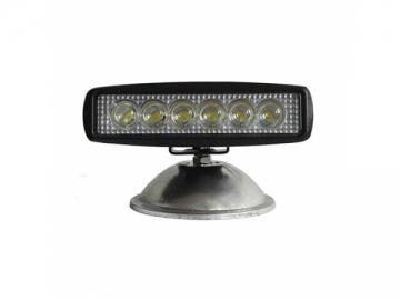 18W LED Work Light Bar