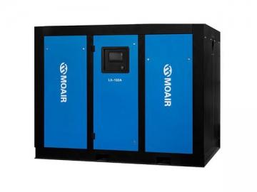 L Series Permanent Magnet Rotary Screw Air Compressor 3-5 Bar