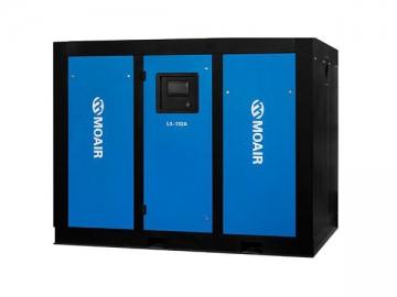5 Bar Permanent Magnet Rotary Screw Air Compressor