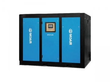 Two Stage Rotary Screw Compressor