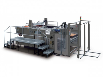 JB-1050AG Screen Printing Equipment