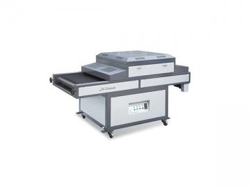 UV Curing Machine for Semi Automatic Printing Machine, JB-800B
