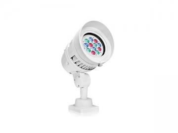 Architectural Lighting Cast Aluminum Fixture 38W LED Spotlight  Code AM745T-XCT LED Lighting