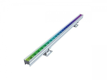 Architectural Lighting Outdoor RGBW LED Wall Washer Light Bar  Code AW-L36XCET2-DK-GK LED Lighting