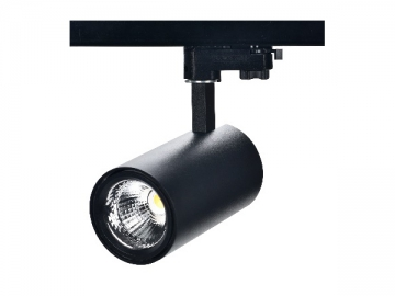 T Series LED Track Lighting Head with Built-in Drive