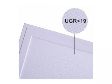 Anti-glare Slim LED Panel Light