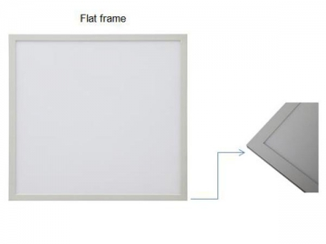 100lm/W Slim LED Panel Light with Various Dimensions and Installations