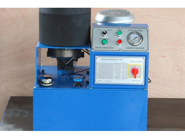 YONG-FENG F20P Crimping Machine for Scaffold Tube
