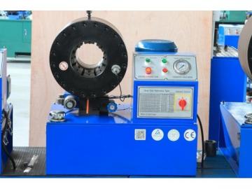 YONG-FENG F76 Hydraulic Hose Crimping Machine