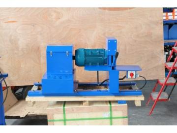 YONG-FENG FI51 Hydraulic Hose Cutting Skiving Machine
