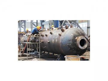 Boiler Steam Drum, Custom Boiler Parts