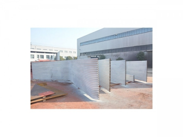 Water Wall Panels for Industrial Boiler System
