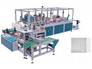 Index File Divider Production Line