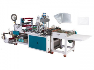 Sealing Cutting Machine for Sheet Protector and Card Holder