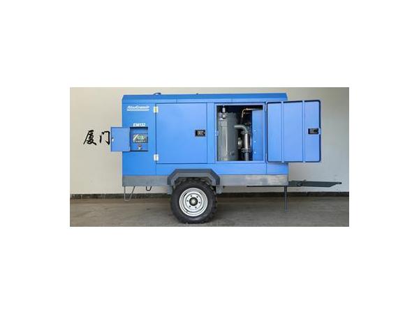 Portable Electric Rotary Screw Compressor