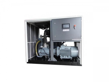Single Stage VSD Rotary Screw Air Compressor, GM series with PM Motor