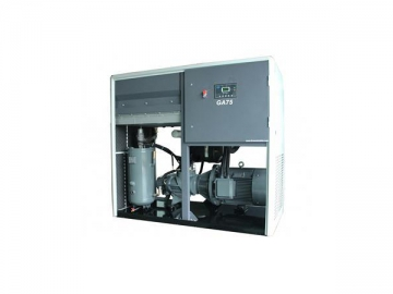 Single Stage Fixed Speed Rotary Screw Air Compressor, GA Series Compressor
