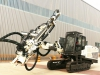 Surface Drill Rig, ST120 Drilling Equipment  (Surface Top Hammer Drilling Rig with Cabin, Telescopic Boom)