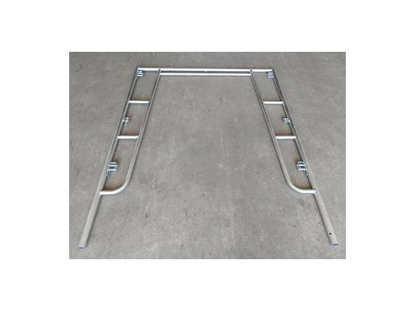 Scaffolding Walk Thru Frame-Slide Lock