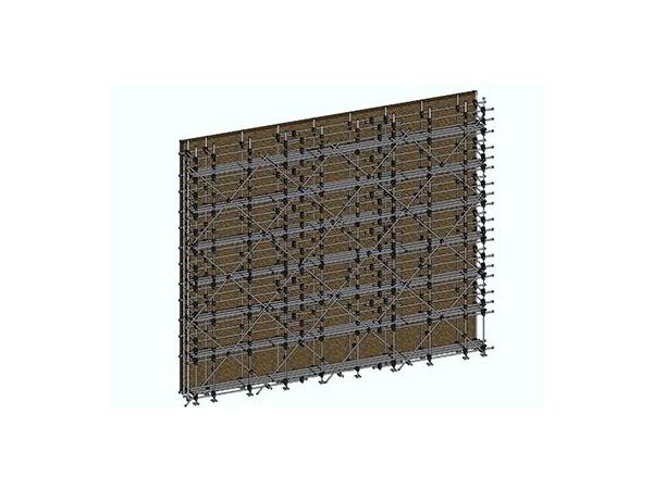 Scaffolding Frame System