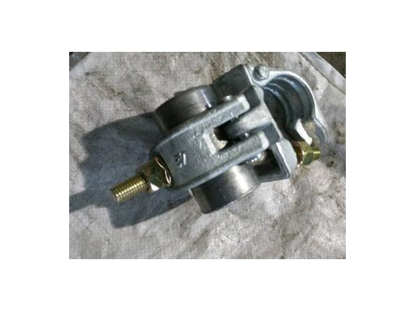 German Style Scaffold Double Coupler