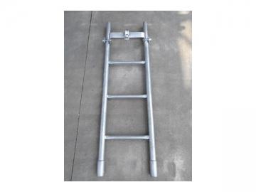 Scaffold Ringlock Ladder and Ladder Bracket