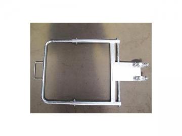 Scaffold Safety Gate