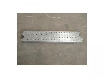 Scaffold Low Profile Steel Plank