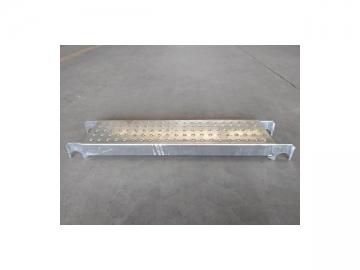 Scaffold Steel Plank 9