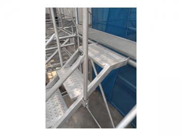 Scaffolding Cuplock Steel Stair