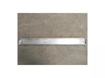 Scaffolding Steel Toe Board